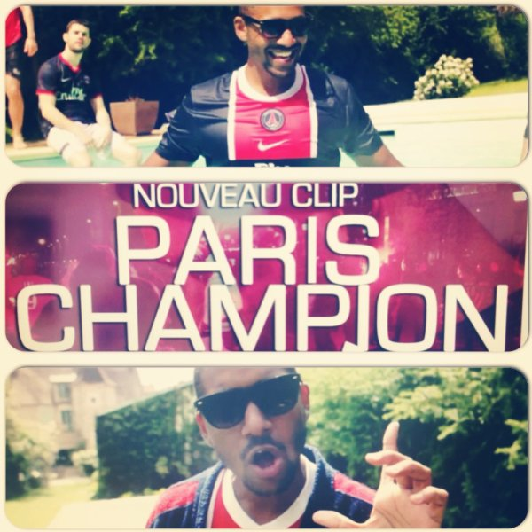 CLIP - METYS.D - PARIS CHAMPION (Magic Mc 2)  *****HD qualit� *****