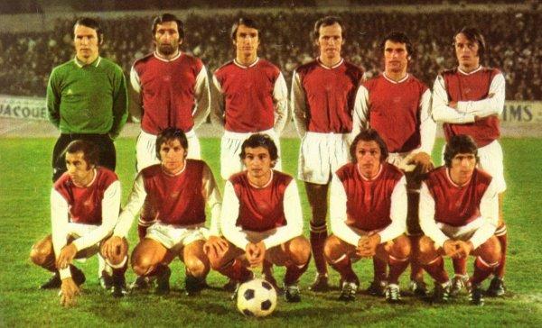 recapitulatif de la saison 1971