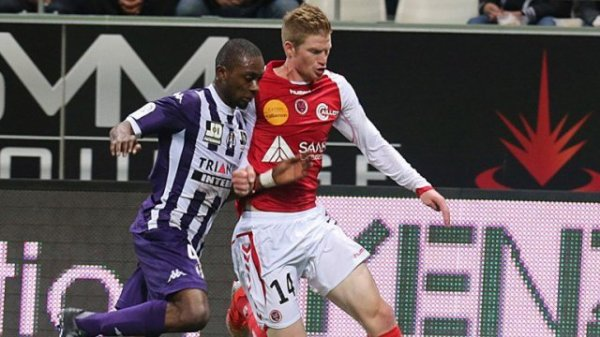 2013 Ligue 1 J28 TOULOUSE REIMS 3-2 ,le 8 mars 2014