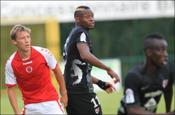 2014 AMICAL : METZ REIMS 1-1 le 30/07/2014