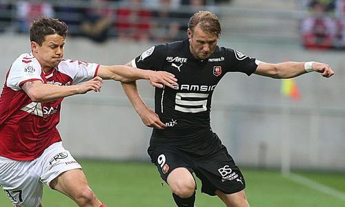 2014 Ligue 1 J37 REIMS RENNES 1-0, le 17/05/2015
