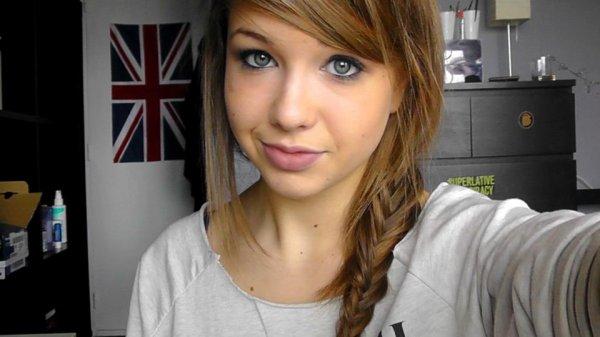 Beauté jolie fille adolescent