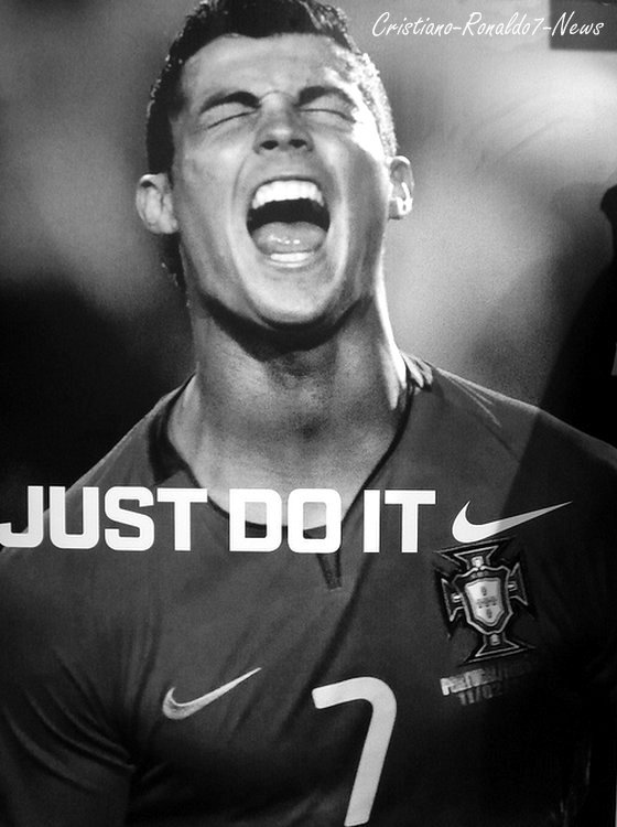 Just Do It : By Nike