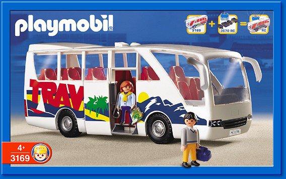 17a transport public 3169 autocar et t l commande photo - Autocar playmobil ...