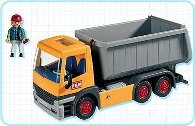 19 chantier construction 3265 camion benne photo archive - Playmobil camion chantier ...
