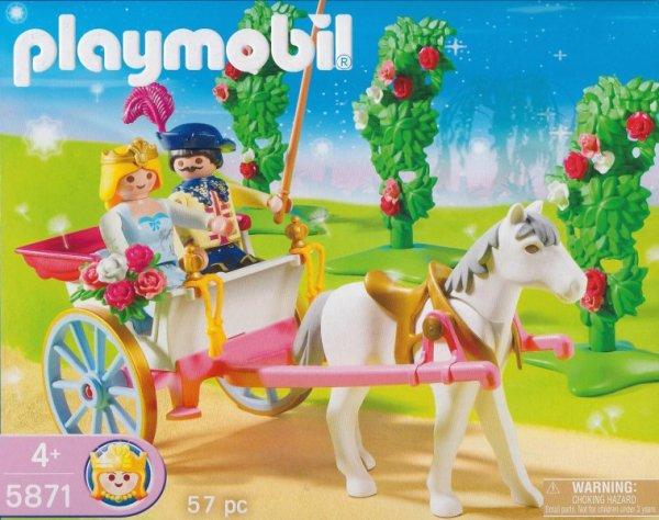 5 royaut monarchie 5871 cal che princesse photo archive for Carrosse princesse playmobil
