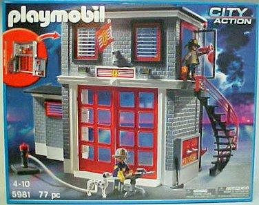 27b pompiers us 5981 caserne de pompiers us photo. Black Bedroom Furniture Sets. Home Design Ideas