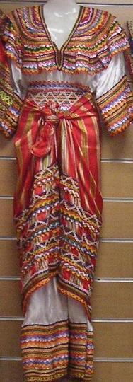 قنادر كتان جزائرية 2015 - موديلات قنادر قبائلية عصرية للاعراس 2014 - Robes kabyles et berbères 2014/2015 1916061333_1