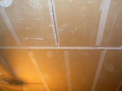 Plafond plaques de gyplat sprl jmp plafonnage - Plaque isolante pour plafond ...