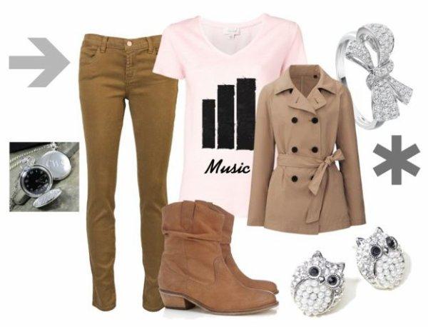 Id e de tenue pour l 39 hiver youngblog - Idee tenue hiver ...