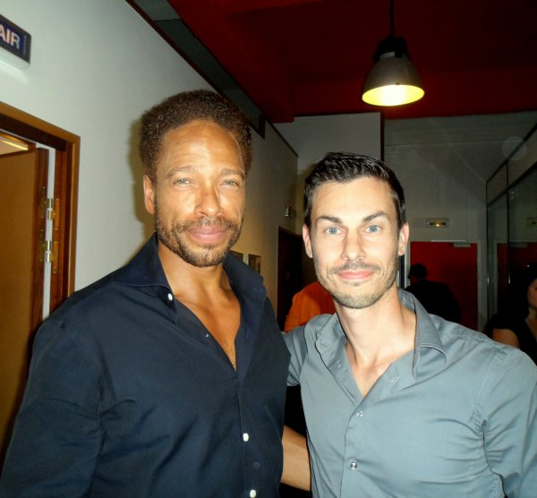 Gary Dourdan (Les Experts)