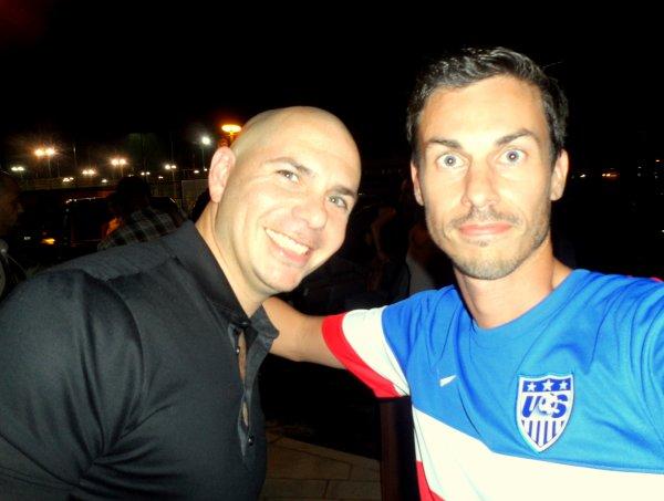 Pitbull @ Ibiza