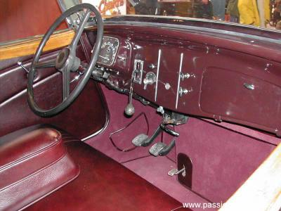 citro n 15 six g cabriolet mme michelin 1938. Black Bedroom Furniture Sets. Home Design Ideas