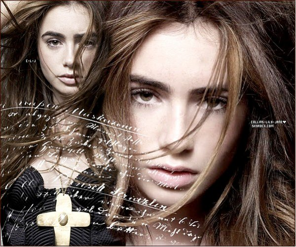 ___________________Collins-Lily-Jane ~ Ta source d'actualit� sur la belle Lily Collins !