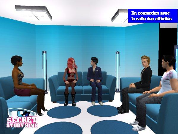 Prime n 2 samedi 23 f vrier 2013 secret story sims - Coup de foudre comment savoir si c est reciproque ...