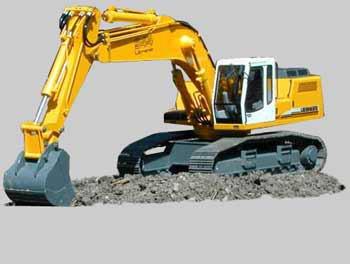 Les engins de chantier RC: du gros et du lourd...