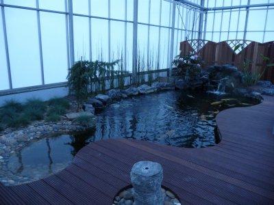 le bassin int rieur balade au jardin des reflets. Black Bedroom Furniture Sets. Home Design Ideas