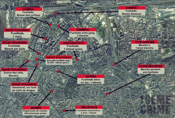 Blog de cites du 75 les quartiers sensibles de paris for Piscine 18eme paris