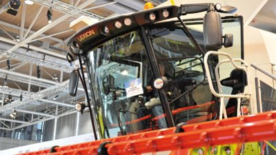 08 12 2013 agribex bruxelles salon agricole salon de l 39 agriculture tracteur - Adresse salon agriculture ...