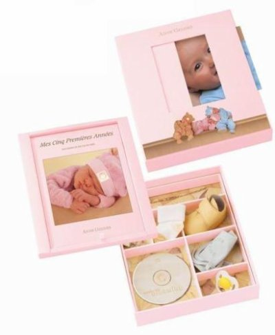 coffret album naissance de anne geddes offert a savannah. Black Bedroom Furniture Sets. Home Design Ideas