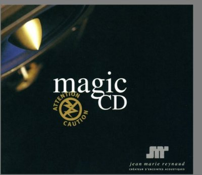 MAGIC CD, compact disc de rodage mais pas seulement...