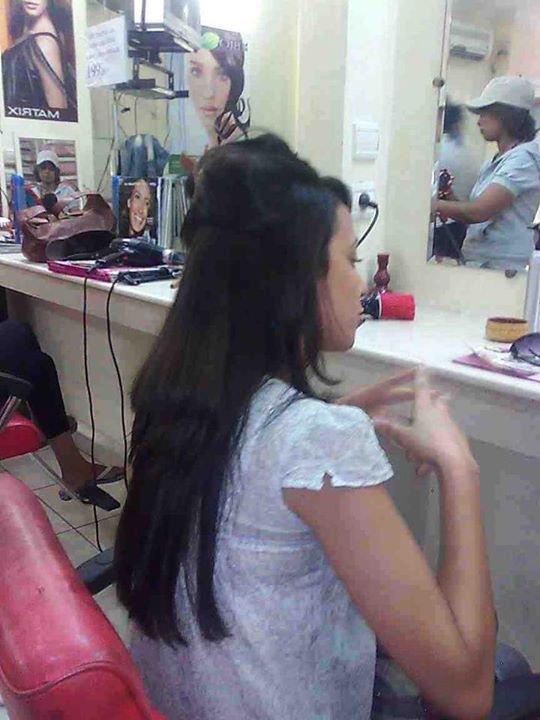 Extension cheveux realisee ce matin au salon salon for Salon extension cheveux