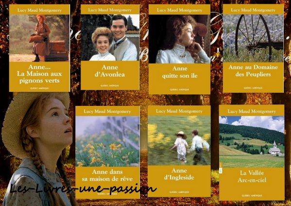 Anne la maison aux pignons verts anne d 39 avonlea anne for Anne et la maison aux pignons verts dvd
