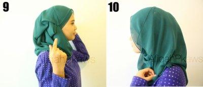 hijab turorial  2