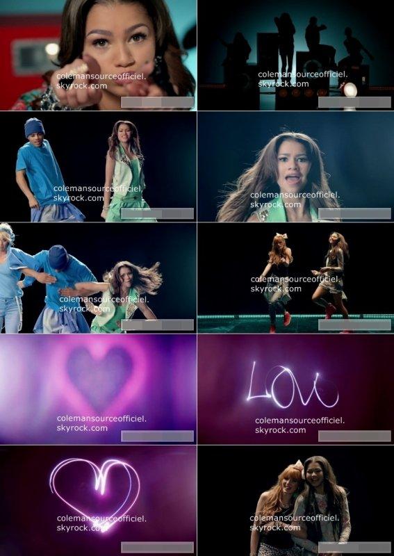 clip de Contagious Love