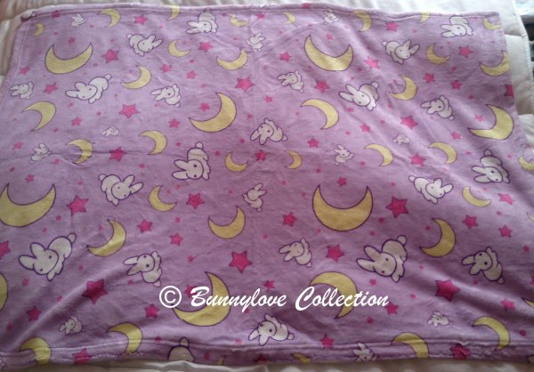 Usagi's blanket sailor moon
