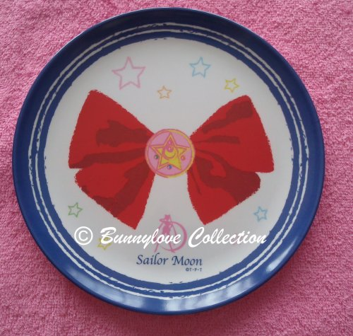 Sailor Moon Plate 2