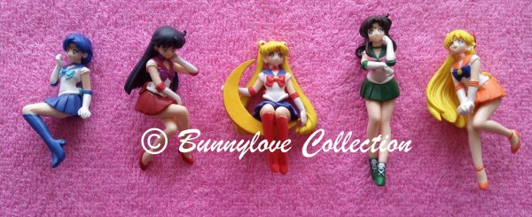 Sailor Moon Desk Figure