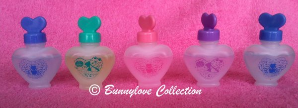Sailor Star Gashapon Perfume Bottle