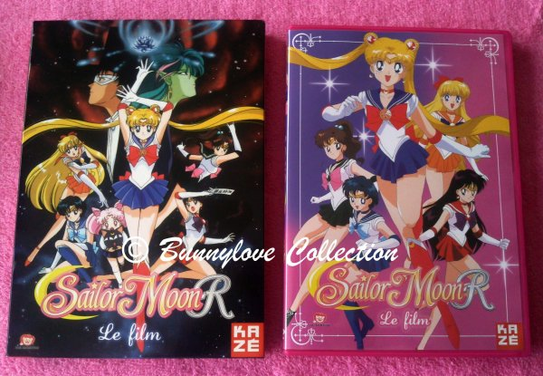 Sailor Moon R Movie Kaze