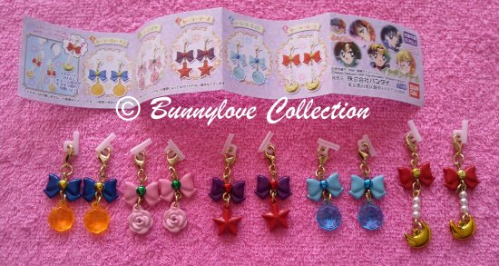 Sailor Moon Earphone Charm