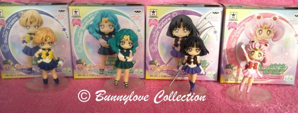 Sailor Moon Astumete Girl Set 4