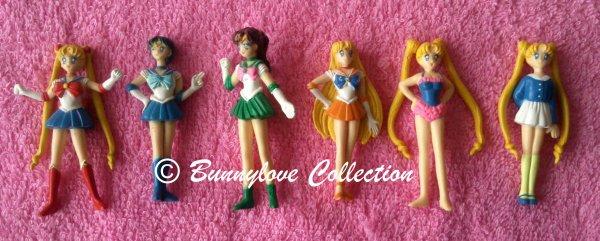 Sailor Moon Quick Figures
