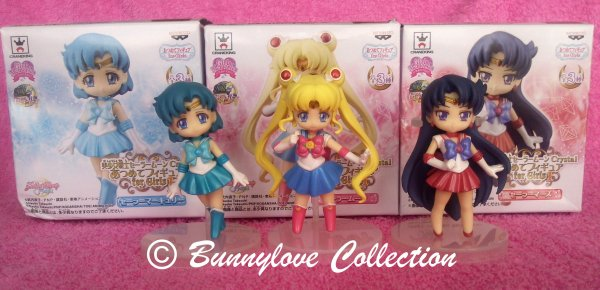 Sailor Moon Crystal Atsumete Girls