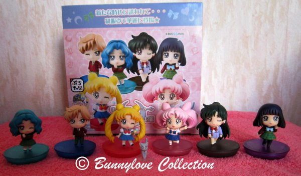 Petit Chara - Sailor Moon Set IV