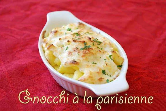 Gnocchis a la parisienne la cuisine de m lissa for A la cuisine meaning