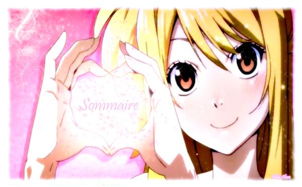 Un Petit Sommaire (♥)