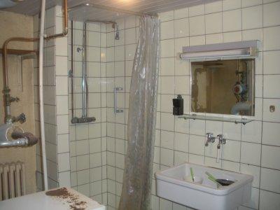 Ancienne salle de bain notre maison - Salle de bain ancienne ...