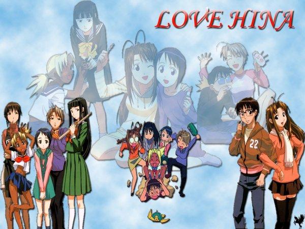 Love Hina <3