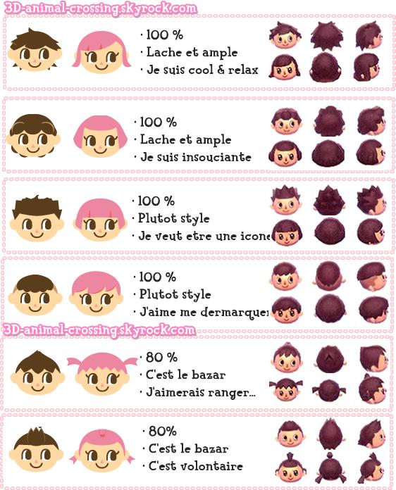 Les Coiffures Ac3ds New Leaf Blog De 3d Animal Crossing