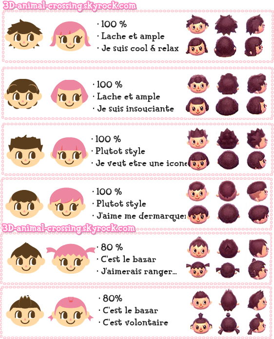 Stupendous How To Change Hairstyle Animal Crossing New Leaf 36809 Le Short Hairstyles Gunalazisus