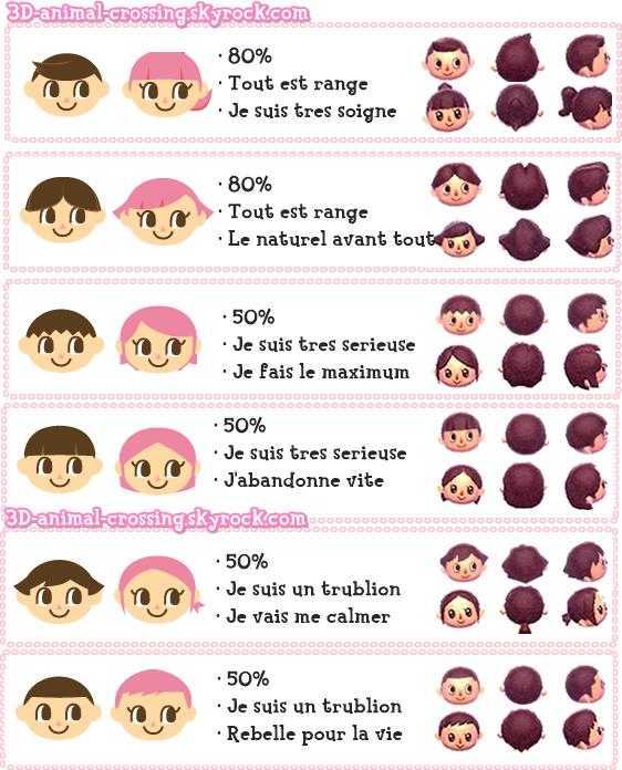 Les coiffures ac3ds new leaf blog de 3d animal crossing - Coupes animal crossing new leaf ...
