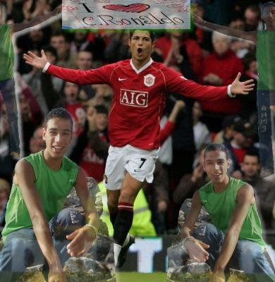 De C Ronaldo Ahmed Page Bienveun A Mon Blog Lachez Vos