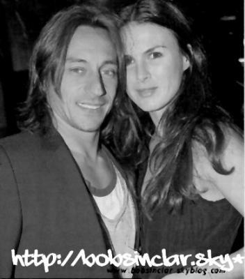 Bob Sinclar couple