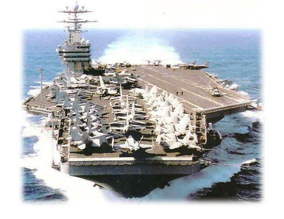 Porte avions de l 39 us navy blog de airmerter - Liste des porte avions americains ...