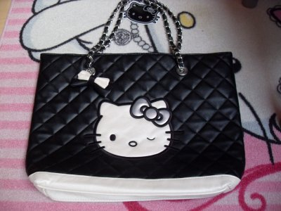 dbd1ef19e Clear Handbags: Sac à Main Hello Kitty Claire's